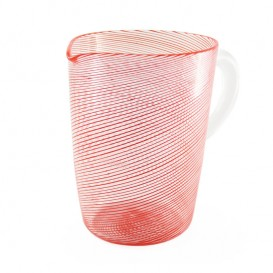 Medium jug, half-filigree